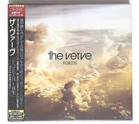 The Verve – Forth TOCP-66824 JAPAN CD+DVD Album, Special Edition SEALED