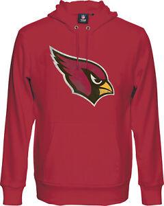 NFL Football Arizona Cardinals Hoody Hooded Pullover Hyper Domestic Sweater