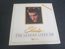 Elvis Presley-la leyenda vive On-8LP Box Set-Readers Digest