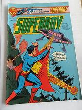 1x Comic - Superboy Heft Nr. 8 (1980)