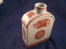 Copeland Spode Fitzhugh Red Flask No Top w88 Excellent