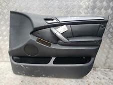 BMW X5 2005 E53 Diesel Drivers Front Door Panel 707985805