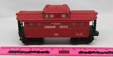 """Lionel ~ 9165 Canadian Pacific """"Radio"""" caboose"""