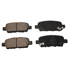 1 Set /4 Rear D905-7784 Ceramic Brake Pads For Nissan Infiniti Suzuki