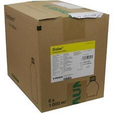 ORALAV Darmspüllösung Ecotainer Lsg.z.Einnehmen 6X1000 ml