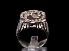 Amazing Roman Style Sterling Silver Ring, Hadrian Denarius!