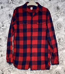 Boys Age 15-16 Years - Gap Long Sleeved Shirt