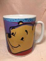 Disney 1997 Winnie The Pooh Eeyore Piglet & Tigger 24 oz Ceramic Coffee Tea Mug