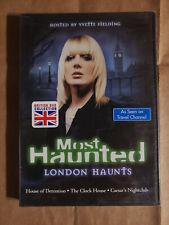 Most Haunted - London Haunts (DVD, 2007) NEW - Sealed