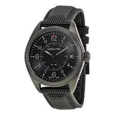 Hamilton Khaki Field Black Dial Black PVD Men's Watch H68401735