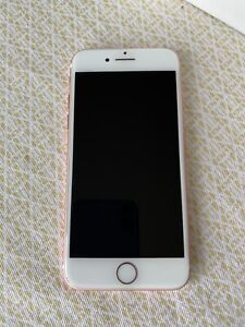 iPhone 7 32GB Rose Gold Locked to O2