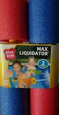 Play Day - Max Liquidator - 2 pack Water shooters/ ~Pool water Toys