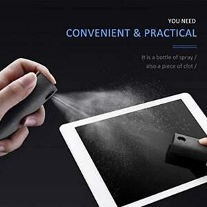 in 1 Fingerprint-proof Screen Cleaner Mobile  Portable Phone Cleaning Spray
