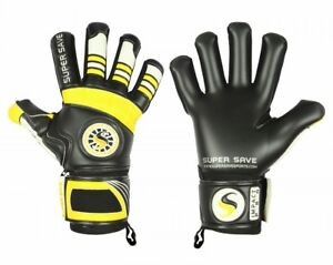 Supersave Impact Pro Negative cut Professional Goalkeeper Gloves **MEGA OFFER**