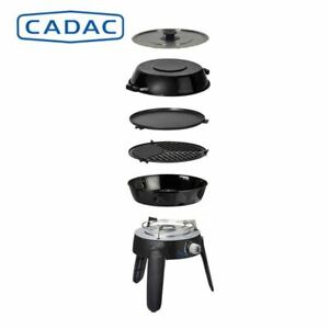 Cadac Safari Chef 30 Pro QR BBQ Camping Caravan Gas BBQ - 2021 MODEL