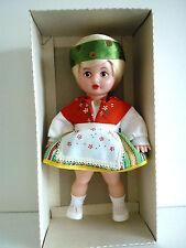 1985 USSR Soviet Estonian Souvenir SALVO Folk Doll TIINA in Box