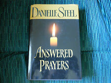 Answered Prayers by Danielle Steel (2002, Hardcover)