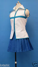 Fairy Tail Lucy Cosplay Costume Custom Made