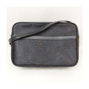Louis Vuitton LV Shoulder Bag M52312 Trocadero Black Epi 1418758