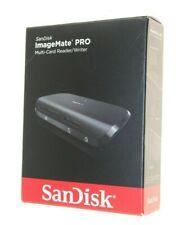 IMAGE MATE PRO SANDISK MULTIMEDIA CARD READER WRITER CF & SD CARD READER