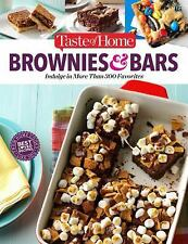 TASTE OF HOME BROWNIES & BARS - TASTE OF HOME (COR) - NEW PAPERBACK BOOK