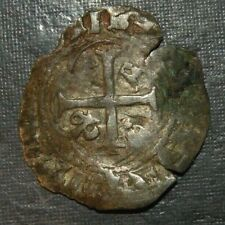 Medieval Silver Coin Lot 1150-1300 Ad Crusader Templar Cross Ancient Age Antique