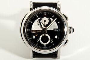 Hanhart Iren Dornier Chronograph, Ref. H790.0708-00 42mm automatic rare watch!