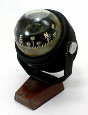 Military Aircraft  Navy Floating Compass  AIRGUIDE Chicago U.S.A. WW