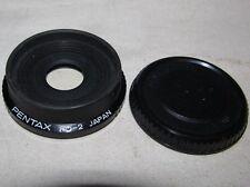 Vintage PENTAX FD-2 Viewer/Eyepiece/Finder J00345