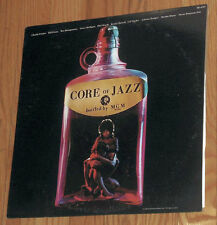 VINYL LP Core Of Jazz - Various MGM promo only Charlie Parker , Oscar Peterson +