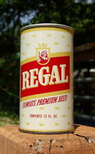 Superb Unlisted Regal Pull Tab Beer Can! Sterliing Dba Assoc, Evansville, In!