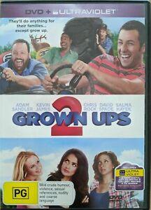Grown Ups 2 DVD