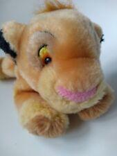 Disney Soft Plush Simba from The Lion King