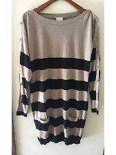 Witchery Stripes Hand-wash Only Dresses for Women