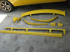 93-96 Mitsubishi Mirage 2DR EVO  Custom fabbed Body Kit