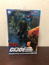 GI Joe Classified Wayne Beach Head Sneeden Cobra Island Figure Target Exclusive.