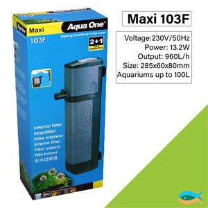 Aqua One Maxi 101F/102F/103F/104F Internal Filter