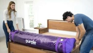 The Purple Mattress - King Size. Comfortable, Breathable, Bed in a Box.