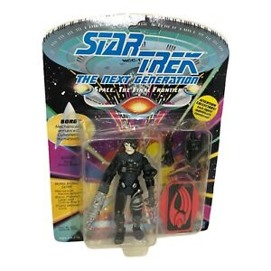 1992 Playmates Star Trek: The Next Generation BORG Action Figure, New & Sealed