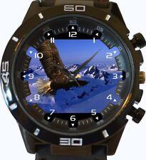 Flying Open Wings Eagle New Gt Series Sports Unisex Wrist Watch