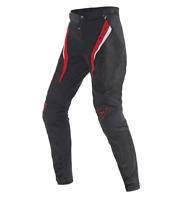 New Dainese Drake Super Air Tex Pants Women's EU46 Black/Red/White #275509467846