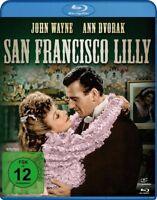 SAN FRANCISCO LILLY (JOHN WAYN Manart Kippen. Eve Lynne BLU-RAY NEU