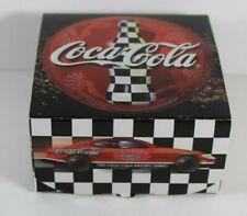 Vintage Avon NASCAR Watch With Earnhardt Sr & Jr Coca-Cola Racing Family NEW