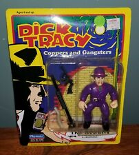 1990 Playmates Toys Dick Tracy Coppers and Gangsters The Rodent Figure New