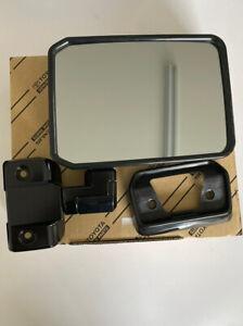 GENUINE Toyota Land Cruiser 70 75 76 78 series Left LH Door manual mirror