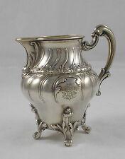 *RAR* Elegantes Milchkännchen Rokoko aus 800 Silber Wilkens um 1890