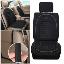 CAR VAN SEAT COVER CUSHION PROTECTOR BLACK HEALTH MASSAGE COMFORTABLE UNIVERSAL
