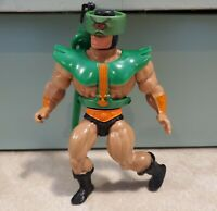 1981 Mattel MOTU Tri Klops Action Figure He-Man Masters of the Universe Complete