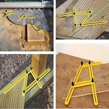 Angle-izer Multi-Angle Ruler Template DIY Tool Tile Floor Measuring Instrument