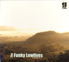 THE FUNKY LOWLIVES-Inside E.P./G-Stone Recordings 2001